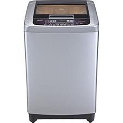 LG T90CME21P Top-loading Washing Machine (8 Kg, Grey)