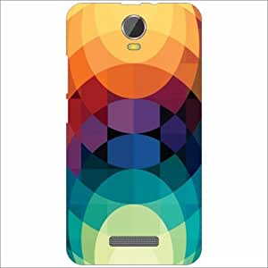 Micromax Canvas Juice 2 Back Cover - Silicon Soothing Designer Cases