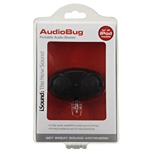 i.Sound AudioBug (Black)