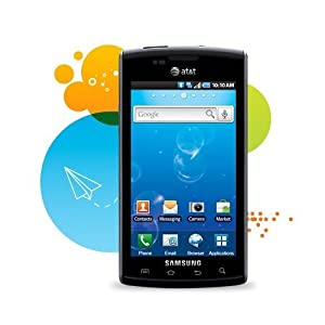 Amazon.com: Samsung i897 Captivate Android Smartphone Galaxy S GSM