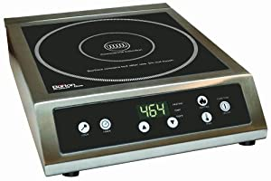 Max Burton 6500 ProChef 1800-Watt Commercial Induction Cooktop