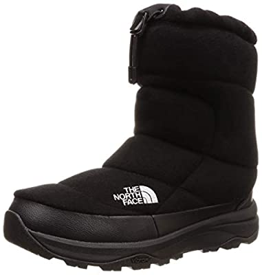 [ザ・ノース・フェイス] ブーツ Nuptse Bootie Wool Iv メンズ Tnfブラック Us 8(26 Cm)