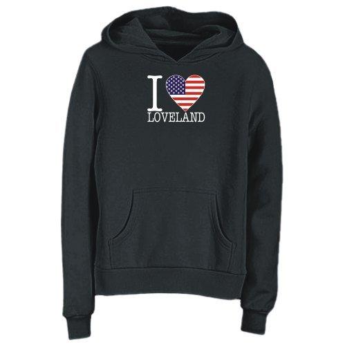 I Love Loveland Sweatshirt