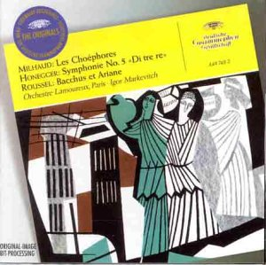 Honegger: Symphony No.5 (DG The Originals)