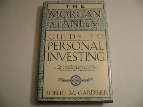 the-morgan-stanley-dean-witter-guide-to-personal-investing-hardcover-by