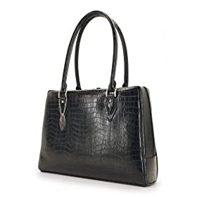 Mobile Edge Milano Handbag, Small (Black)