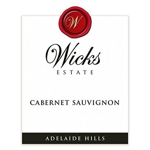 2012 Wicks Estate Adelaide Hills Cabernet Sauvignon 750 Ml
