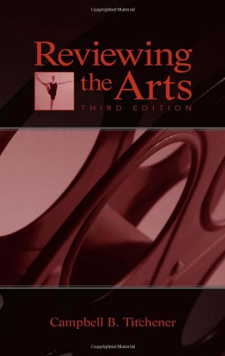 Reviewing the Arts (Lea's Communication)