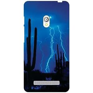 Asus Zenfone 5 A501CG Back Cover - Lightning Designer Cases