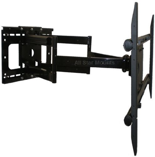 "Articulating Swivel Tv Wall Bracket With A 37"" Extension For 60"" Samsung Un60F8000Bfxza Led Smart 3D Tv *Top Seller* front-599355"