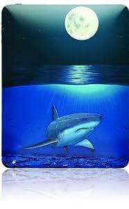 Amazon Com Skinit Wyland Shark Vinyl Skin For Apple Ipad