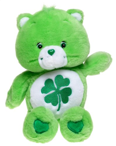 Care Bear Plush 13 Good Luck Bear (Lucky Care Bear compare prices)