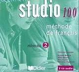 echange, troc C. Lavenne - Studio 100, niveau 2 pour la classe (CD audio)