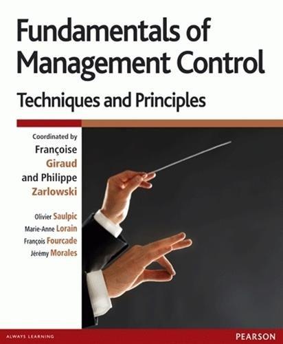 Fundamentals of Management Control
