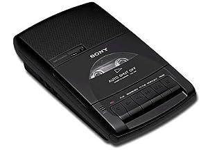 Sony TCM-939/B Diktiergerät (Kompakt-Cassette)