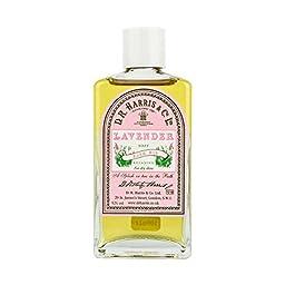 D R Harris Lavender Bath Oil 100ml