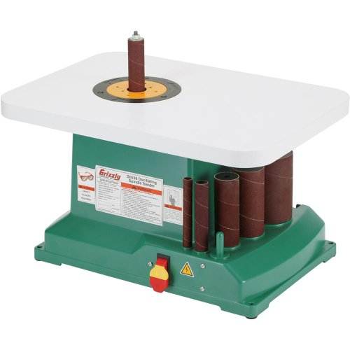 Buy Grizzly MM-16 Oscillating Spindle Sander 1 3-HPB0000E3HTC Filter