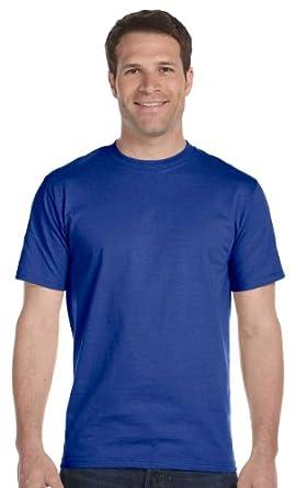 Hanes Men`s Beefy-T Tall T-Shirt, LT-Deep Royal