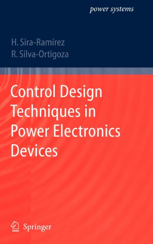 Control Design Techniques In Power Electronics Devices (Power Systems)