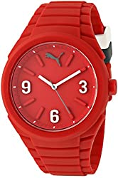 PUMA Unisex PU103592006 Gummy Pop-Color Watch