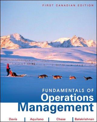 Fundamentals of Operations Management PDF