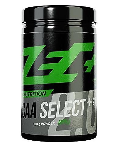 ZEC+ NUTRITION Aminosäuren Pulver BCAA SELECT+ 2.0 Geschmack WATERMELON 500g