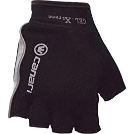 Canari Cyclewear 2014 Women's Gel Extreme Short Fingered Cycling Glove - 7021
