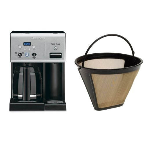 Cuisinart Coffee Plus CHW-12 Coffeemaker and