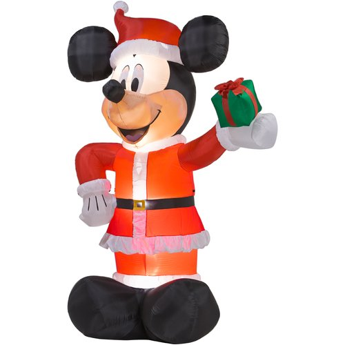 Disney Christmas Inflatables « BEST CHRISTMAS INFLATABLES