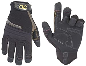 Kuny's 130M Medium Contractors Flexgrip Gloves