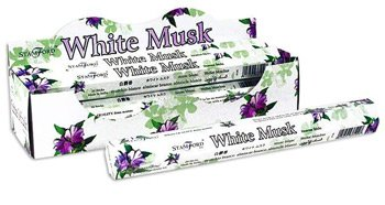 Stamford White Musk Incense Sticks