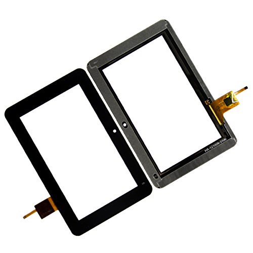 Touch Screen Digitizer Front Glass For Fuhu Nabi2 Replacement Part Black 3Rd Generation Hx-121009-3100 Version