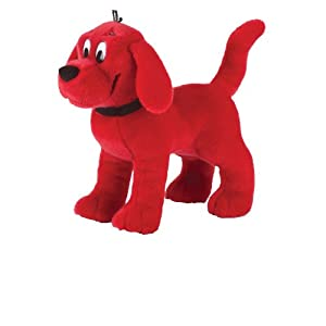"Amazon.com: Standing Clifford Red Dog 16"" by Douglas Cuddle Toys: Toys"
