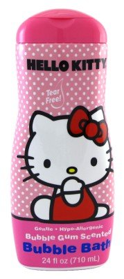 Hello Kitty Sanrio Bubble Bath, 24 Ounce image