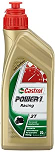 Castrol 2240-7176 Lubrifiant Power 1 Racing 2T 1 l