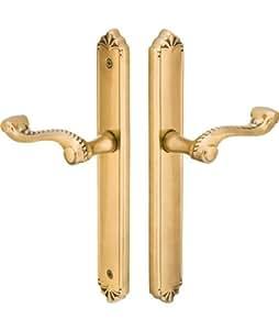 French Door Locks Car Interior Design