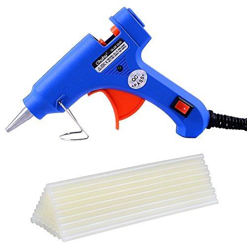 ohuhur-heissklebepistole-klebepistole-heissluftpistole-glue-gun-hotmelt-glue-gun-20w-mit-25-stucke-h