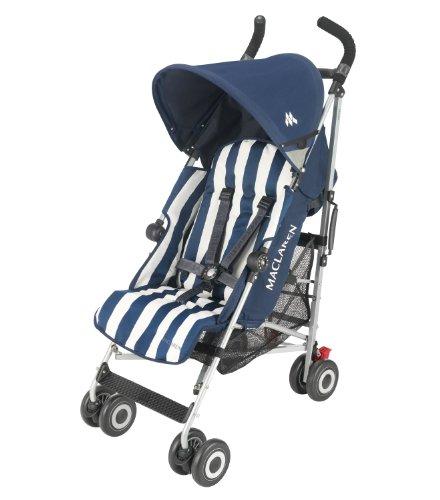 Maclaren Quest Stroller, Heritage Buggy - 1