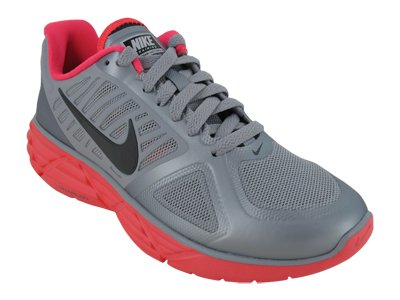 Nike Women's Lunar Sweet Victory II+ - Wolf Grey / Anthracite-Solar Red-Anthracite, 8 B US