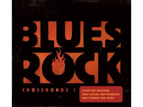 Blues-Rock Crossroads 1964-1986 by Various Artists, Traffic, Van Morrison, The Animals and Blodwyn Pig