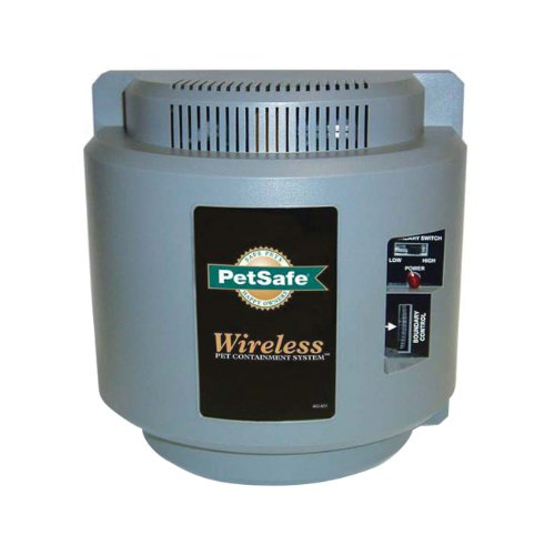 Petsafe Wireless Fence Extra Transmitter Pet Containment System Fence Wire