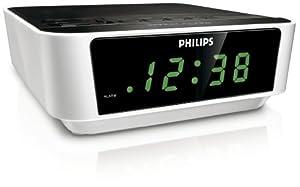 Philips AJ3112/05 Clock Radio - White