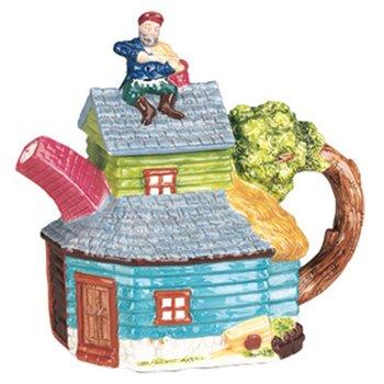 Fiddler On The Roof Collection - Mini Tea Pot Kettle Teapot