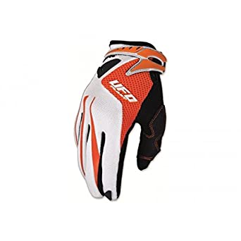 Gants ufo iconic kid orange/blanc 10-13 ans - Ufo 43301210