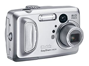 Kodak EasyShare CX6230 2MP Digital Camera w/ 3x Optical Zoom