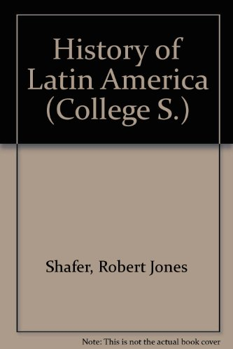 History of Latin America (College)
