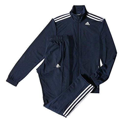 Adidas Ts Entry Tuta - Blu (Collegiate Navy/White) - 7