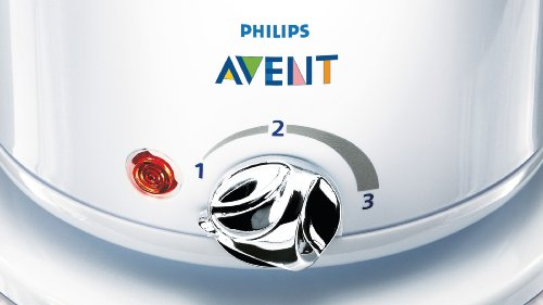 philips avent express bottle warmer instructions