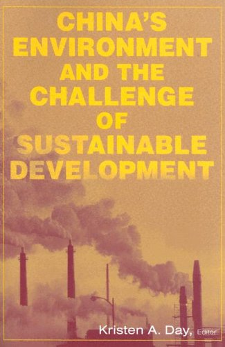 China's Environment And The Challenge Of Sustainable...