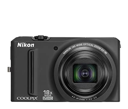Nikon Coolpix S9100 Digital Camera Image